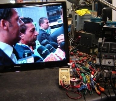 Negozio tv