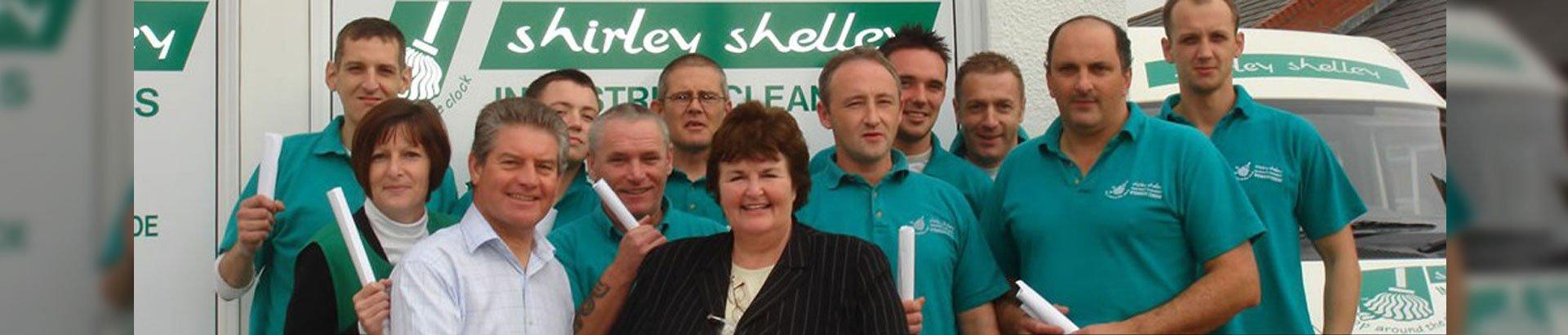 Shirley Shelley Staff