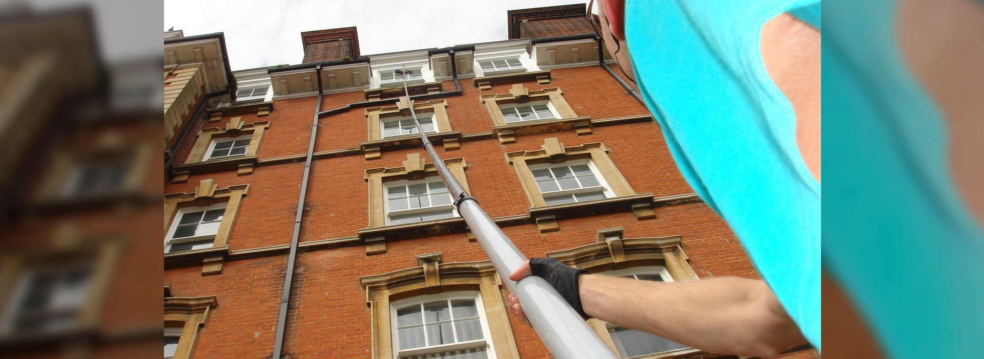 Reach And Wash Window Cleaning Operatives In Suffolk