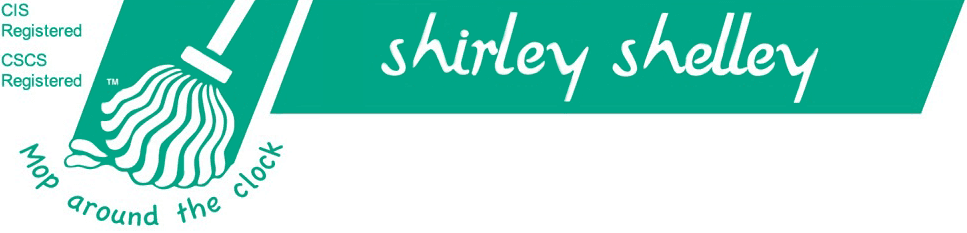Shirley Shelley Logo & Homepage Link