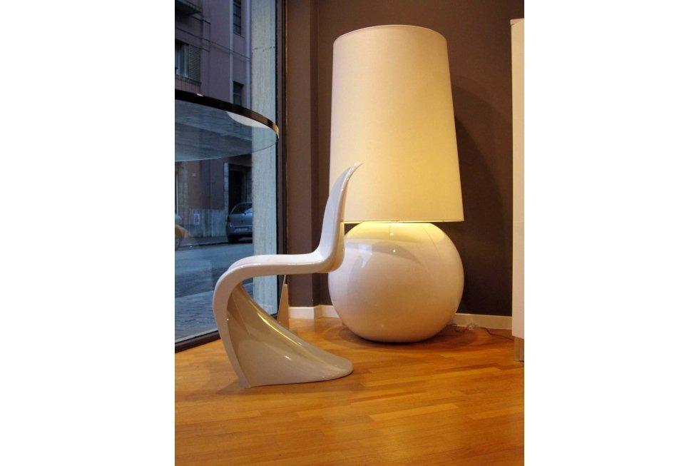 lampade e sedute