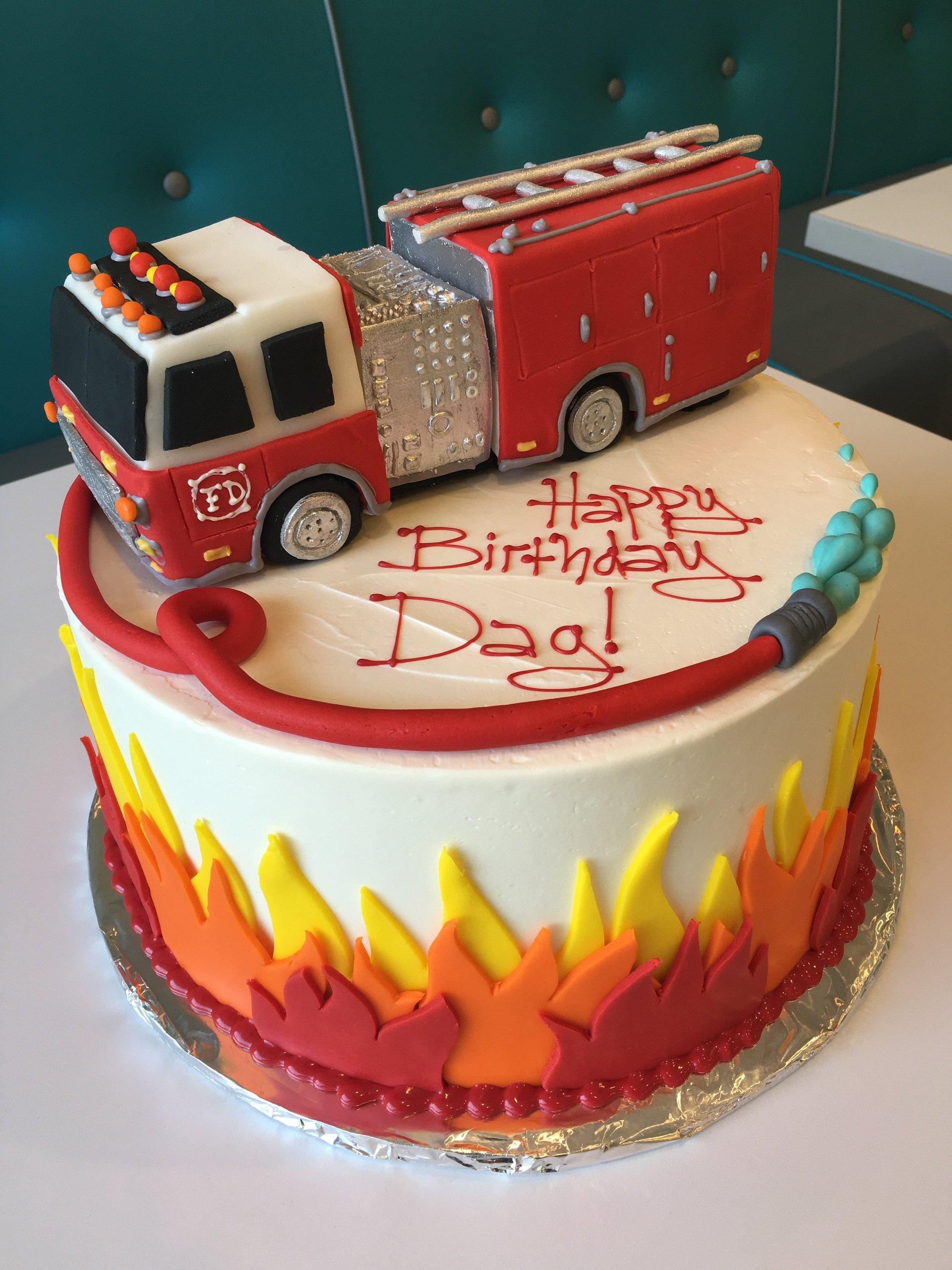 Awe Inspiring Custom Birthday Cakes Funny Birthday Cards Online Benoljebrpdamsfinfo