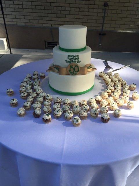 Custom Corporate Cakes