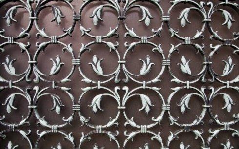 realizzazione ringhiere in ferro battuto Brescia