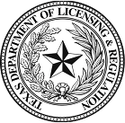 Texas Department of Licensing and Regulations logo