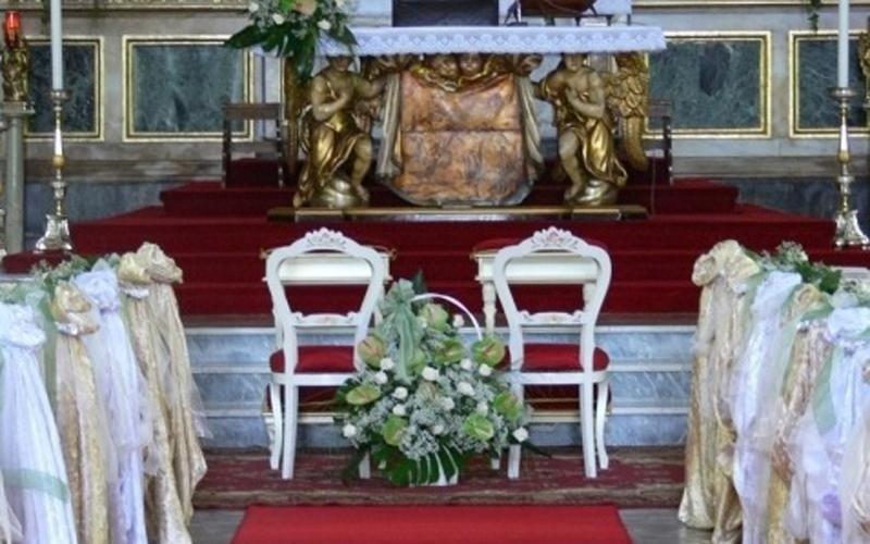allestimenti funebri chiesa