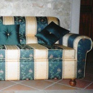 rifacimento imbottitura divano