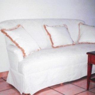 rifacimento cuscini salotto