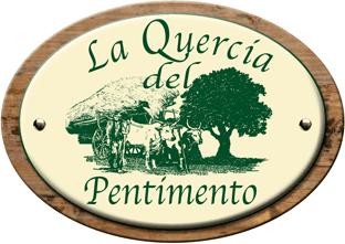 AGRITURISMO LA QUERCIA DEL PENTIMENTO - LOGO