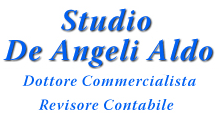 Studio De Angeli Aldo - Dottore Commercialista