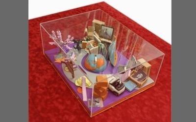 oggettistica vetro