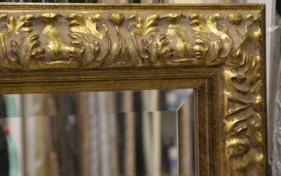 cornice specchio classico
