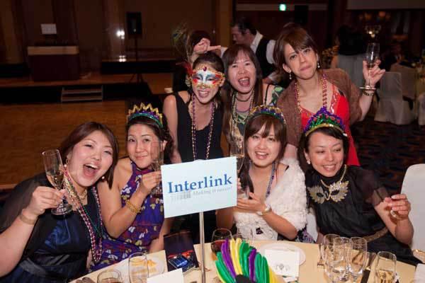 Sponsor table for Interlink