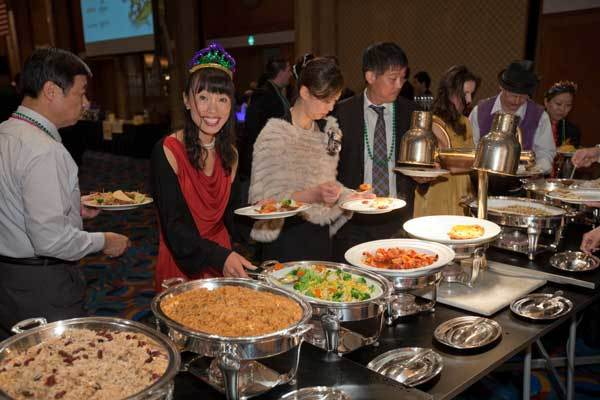 Fine Dining at Hilton
