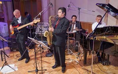 SRF Quartet at Champagne Ball