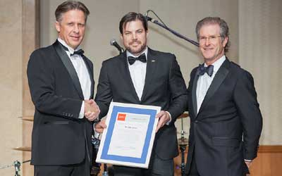 ACCJ Leader of the year 2015