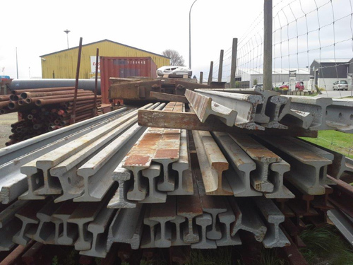 Railway iron supply service