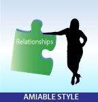 amiable style icon