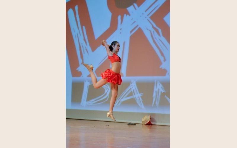 Esibizioni di danza