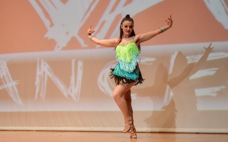 Spettacoli di danza caraibica
