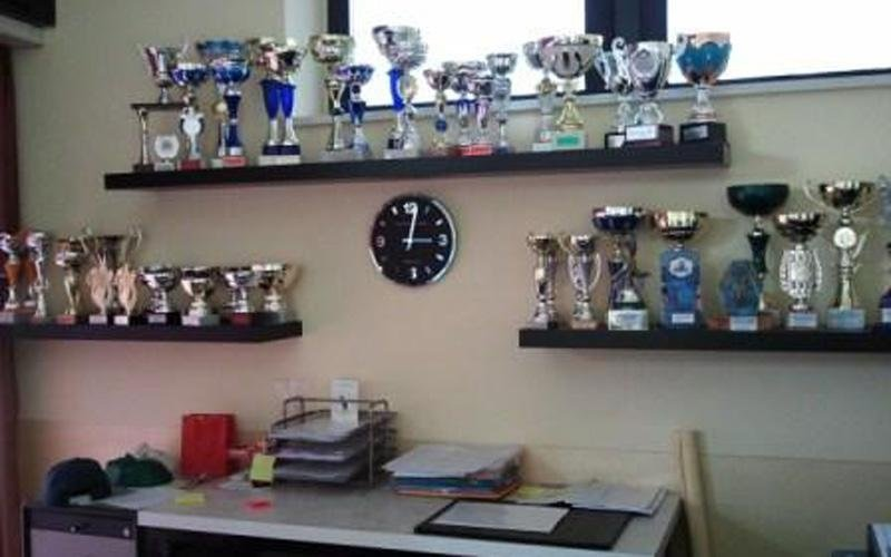 I premi della scuola Viva Dance
