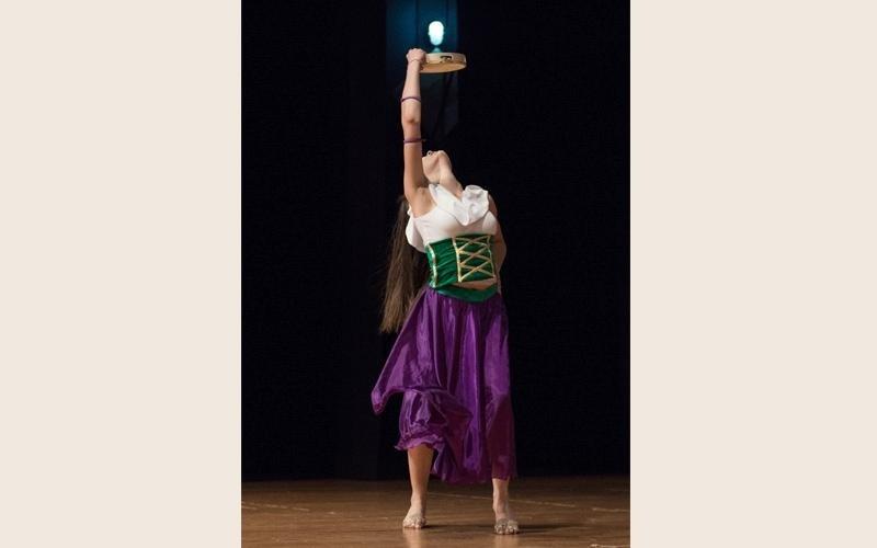 Esibizioni scuola Viva Dance