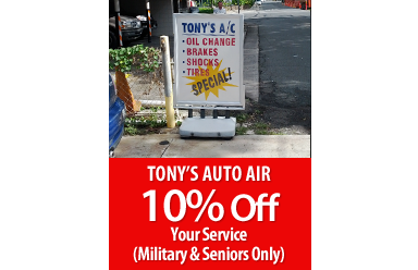 Discount for auto mechanic services in Honolulu, HI