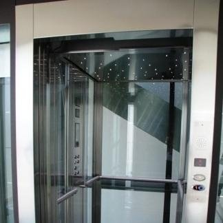 produzione ascensori industriali