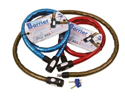 Barrier Armoured Cable Lock