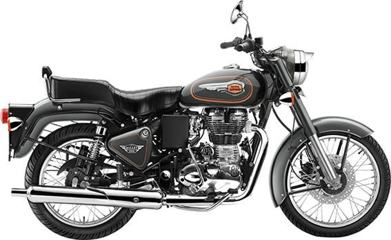 Royal Enfield Bullet Grey