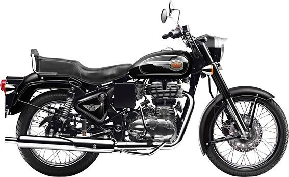 Royal Enfield Classic Chrome Green