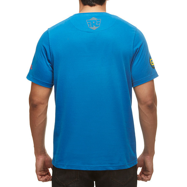 Royal Enfield GT Flag T-Shirt Blue