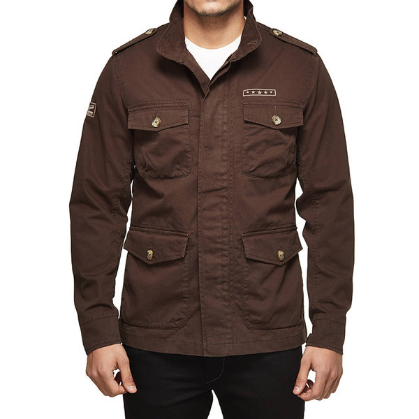 Royal Enfield M-WD/248 Field Jacket Brown