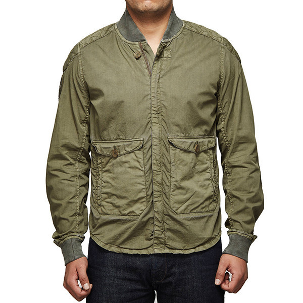 yal Enfield M-WD/RE126 Light Jacket Olive