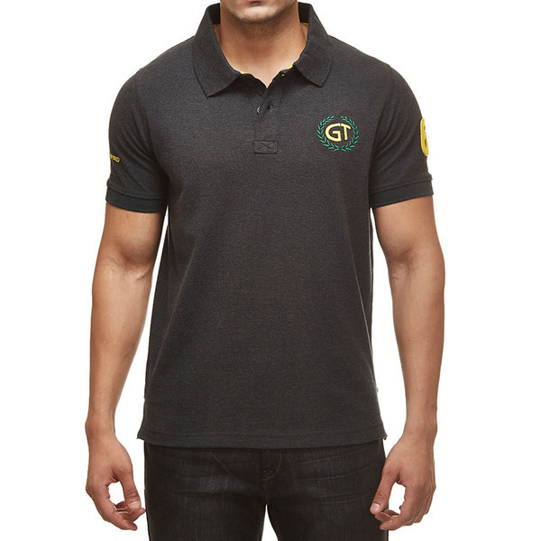 Royal Enfield GT Polo Shirt Grey