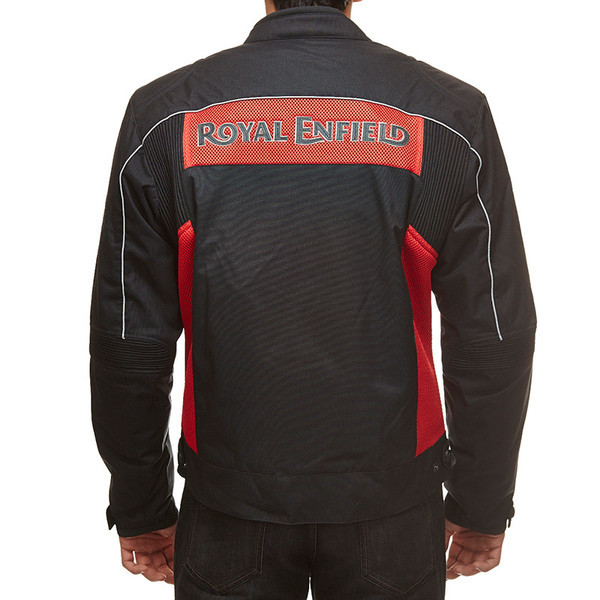 Royal Enfield GT Continental Riding Jacket Black