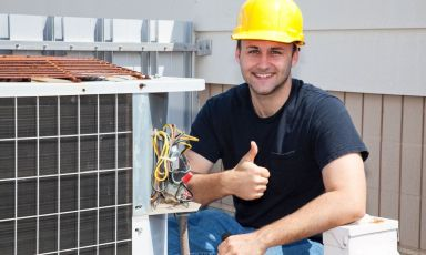 Heating contractor provides A/C repair service in Canadaigua, NY