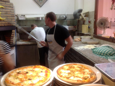 Risultato pizza cotta