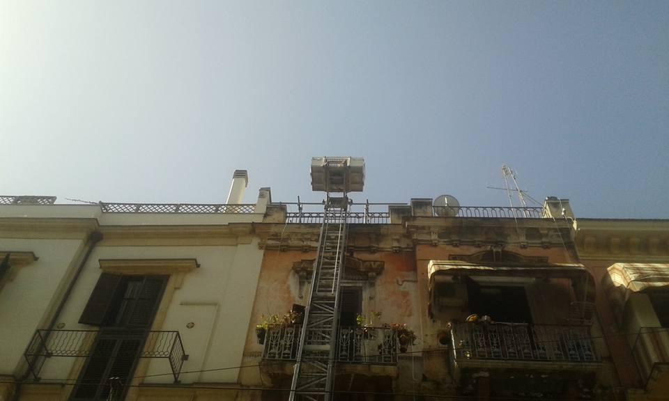 Trasloco in corso a Bari