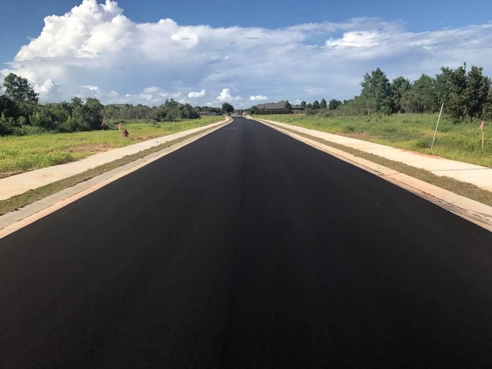 asphalt paving in Foley, AL