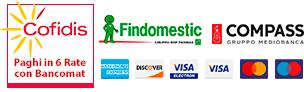 Finanziamenti Cofidis, Findomestic e Compass