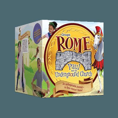 Rome VBS 2017 Group Starter Kit