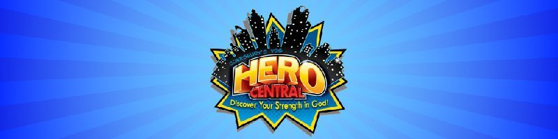 Hero Central VBS 2017 Theme Cokesbury