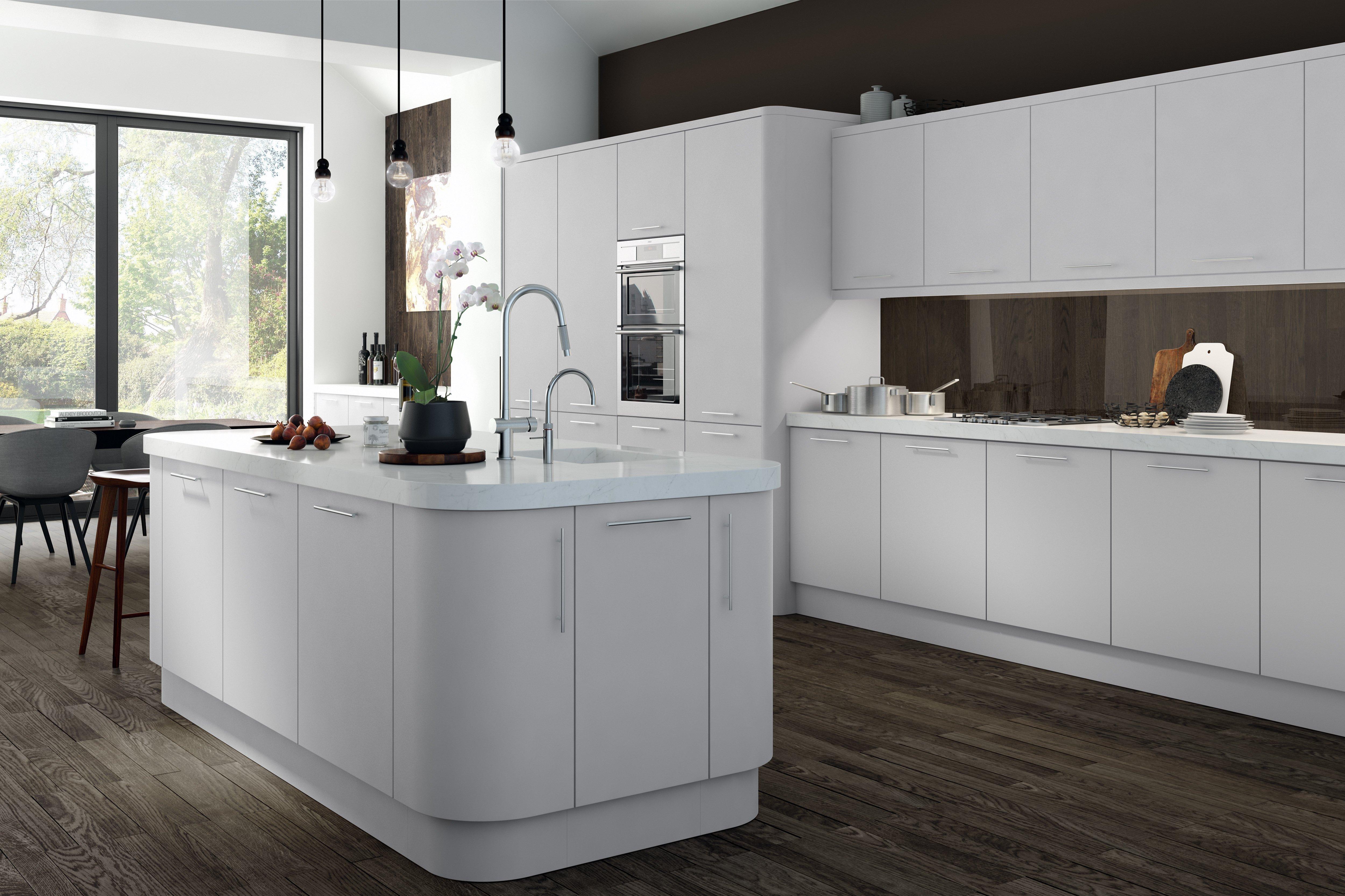 get a unique kitchen at the trade kitchen centre in glasgow