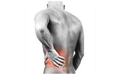 dolori alla schiena
