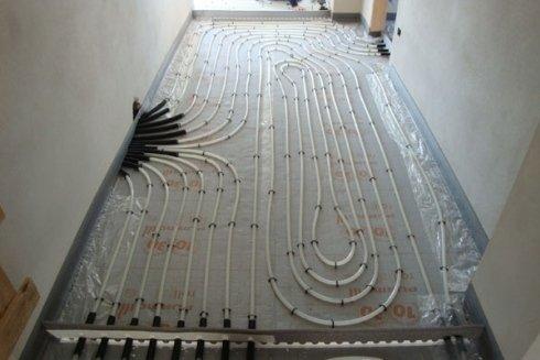 Realizzazione di impianti di riscaldamento per strutture abitative.
