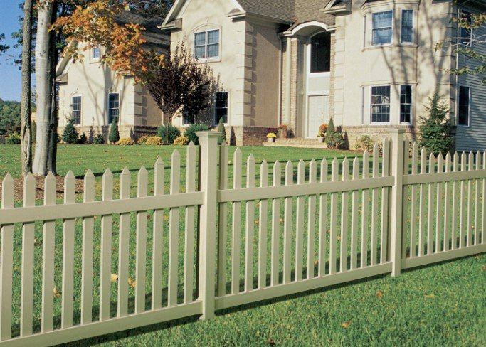 Vinyl Fence Privacy Semi Privacy Picket Amp Ranch Rail