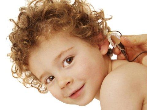 Guida genitori per ipoacusia infantile