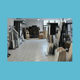 esposizione pavimentazioni ceramica
