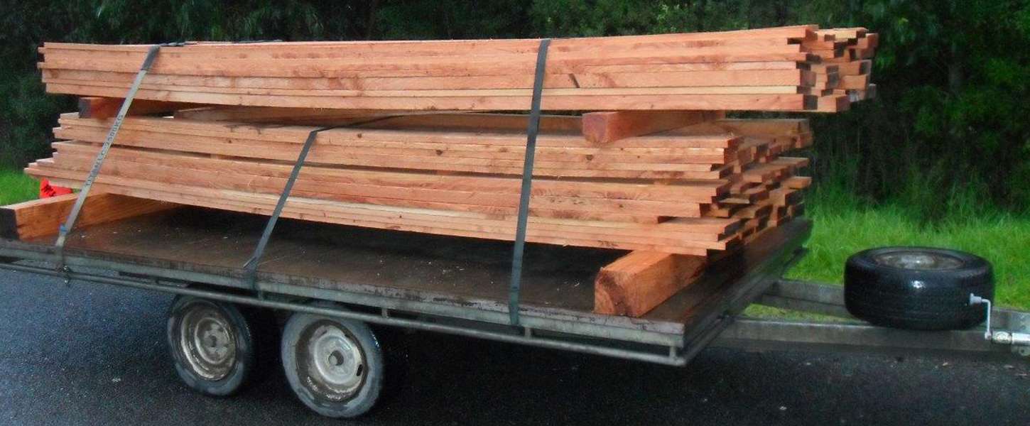 Call us for professional timber cutting in Whangarei